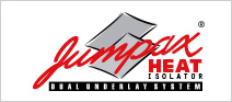 Jumpax Heat Isolator logo