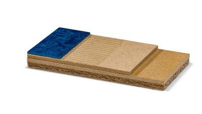 Jumpax® Nature is speciaal ontwikkeld voor toepassingen in projecten waar hoge eisen aan de vloer worden gesteld i.v.m. intensief gebruik