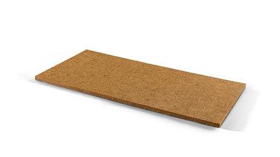 Hardboard Superieur® 3mm, un panneau de sous-plancher, permet de niveler les anciens supports en bois