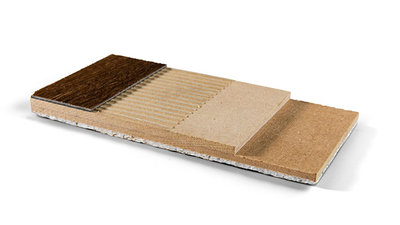 Système accéléré de préparation de support pour les sols souples, isolation phonique intègre