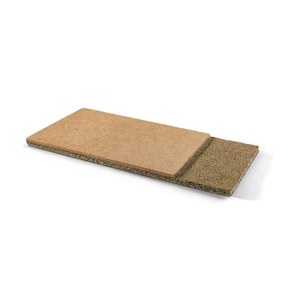 Marathon® Dual is een egaliserend en contactgeluidreducerende ondervloer voor verend vinyl, zelfklevende vinyltegels en click PVC.
